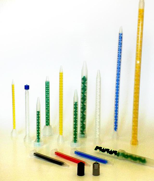 miksery statyczne sulzer mixpac